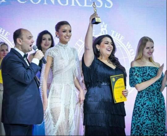 Dress Of The World 2019, Baku – Romania Moments